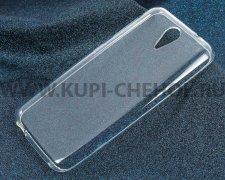 Чехол-накладка HTC Desire 620 / 620G iBox Crystal прозрачный глянцевый 1.25mm