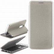 Чехол книжка Xiaomi Redmi Note 4/4 Pro Book Case New 3D серый