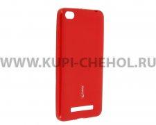 Чехол-накладка Xiaomi Redmi 4A Cherry красный