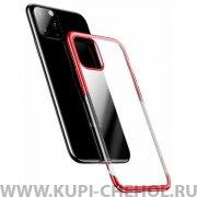 Чехол-накладка iPhone 11 Pro Max Baseus Glitter Red