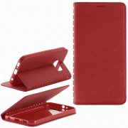 Чехол книжка Samsung Galaxy S6 G920 New Case 001 красный