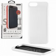 Чехол+АКБ iPhone 7 Plus 3600 mAh WK Saki WP-029 White УЦЕНЕН