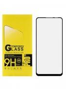 Защитное стекло Huawei P40 Lite Glass Pro Full Glue 3D черное 0.33mm