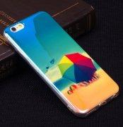 Чехол-накладка iPhone 6/6S Blue Shine 10441