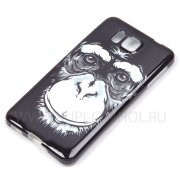 Чехол силиконовый Samsung Galaxy Alpha G850f 8515