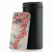 Чехол-накладка Apple iPhone 5/5S 2705 Сакура
