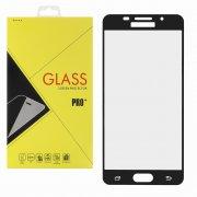 Защитное стекло Samsung Galaxy A5 (2016) A510 Glass Pro Full Screen черное 0.33mm