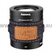 Колонка универсальная Bluetooth Remax RB-M5 Blue