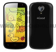Телефон 4GOOD  S45  KIDS Black