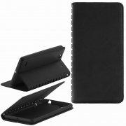 Чехол книжка Sony Xperia C4 New Case 001 черный