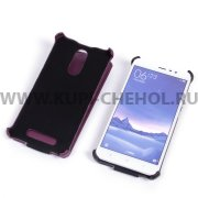 Чехол флип Xiaomi Redmi Note 3 1358 фиолетовый