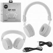 Bluetooth наушники WK BP100 Gray