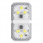 Дверная автомобильная лампа Baseus CRFZD-02 White