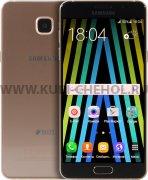 Телефон Samsung A510F Galaxy A5 2016 Pink Gold