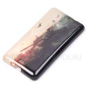 Чехол силиконовый Microsoft 535 Lumia Танк