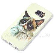 Чехол-накладка Samsung Galaxy S6 G920 8494