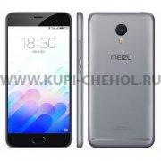 Телефон Meizu M3 Note 16GB Gray / Black
