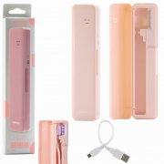 Портативный санитайзер для зубной щётки Remax RT-TB01 Pink