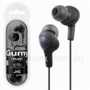 Наушники JVC HA-FX5 Gumy Plus Olive Black