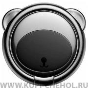 Кольцо-держатель Baseus Bear Subr-01 Black