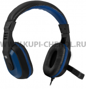 УШИ  Defender  Warhead G190  Black / Blue