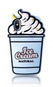 Чехол-накладка iPhone X Remax Coolplay Ice Cream