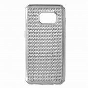 Чехол-накладка Samsung Galaxy S7 Edge 9106 серый