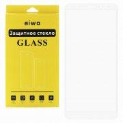 Защитное стекло Xiaomi Redmi Note 5 Pro Aiwo Full Screen белое 0.33mm