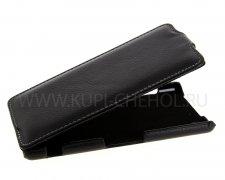 Чехол флип Sony D6603 Xperia Z3 UpCase чёрный