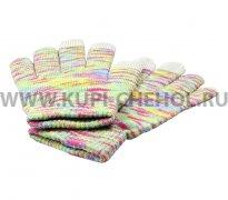 Перчатки для сенсора Вид1_5 разноцветные