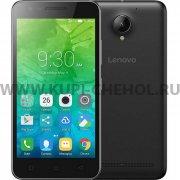 Телефон Lenovo VIBE C2 K10A40 DS LTE Black