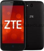 Телефон ZTE Blade Q Lux Pro Black