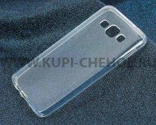 Чехол-накладка Samsung Galaxy A3 A300f iBox Crystal прозрачный глянцевый 1.25mm