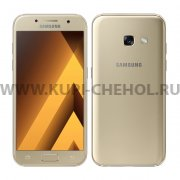 Телефон Samsung A720F Galaxy A7 2017 DS Gold