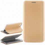 Чехол книжка Xiaomi Mi Note 3 9805 розовое золото