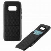 Чехол силиконовый Samsung Galaxy S8 9464 чёрный