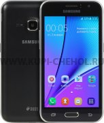 Телефон Samsung Galaxy J1 LTE J120F DS Black