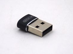 Переходник OTG с TypeC (F) на USB WK WDC-053 Tarnish