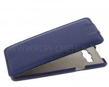 Чехол флип Samsung A700F Galaxy A7 UpCase синий