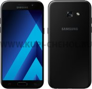 Телефон Samsung A320F Galaxy A3 2017 DS Black