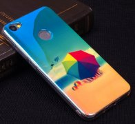 Чехол-накладка Xiaomi Redmi Note 5A Prime Blue Shine 10441