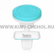 Автодержатель магнитный Hoco CA16 White/Blue