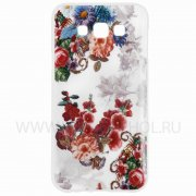 Чехол силиконовый Samsung Galaxy E5 E500H Armitage №5