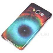 Чехол силиконовый Samsung Galaxy A7 A700f 8508