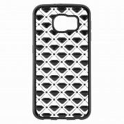 Чехол силиконовый Samsung Galaxy S6 G920 9437 черный