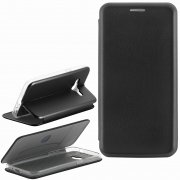 Чехол книжка Samsung Galaxy Grand Prime G530h / G531h Fashion Case чёрный