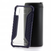 Чехол-накладка Apple iPhone X Baseus Michelin Race Blue
