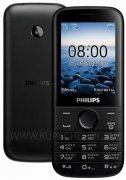 Телефон Philips E160 Black