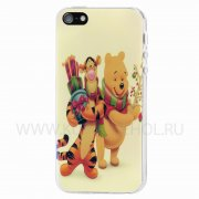Чехол-накладка Apple iPhone 5/5S 107218