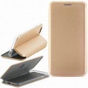 Чехол книжка Apple iPhone 6/6S 9805 розовое золото
